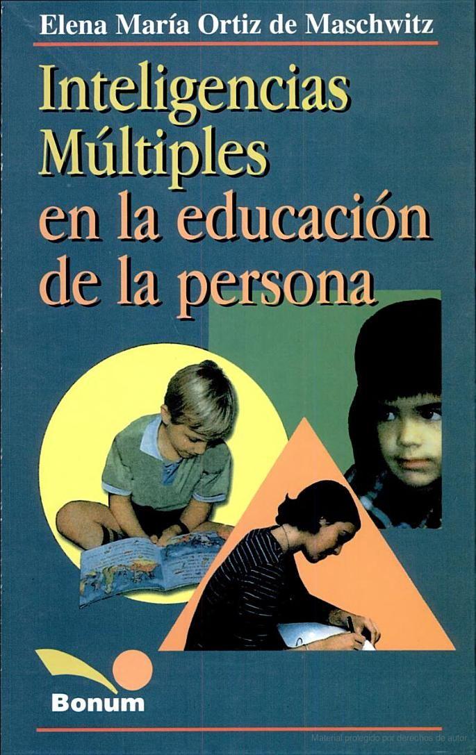 Inteligencias múltiples en la Educación de la Persona
